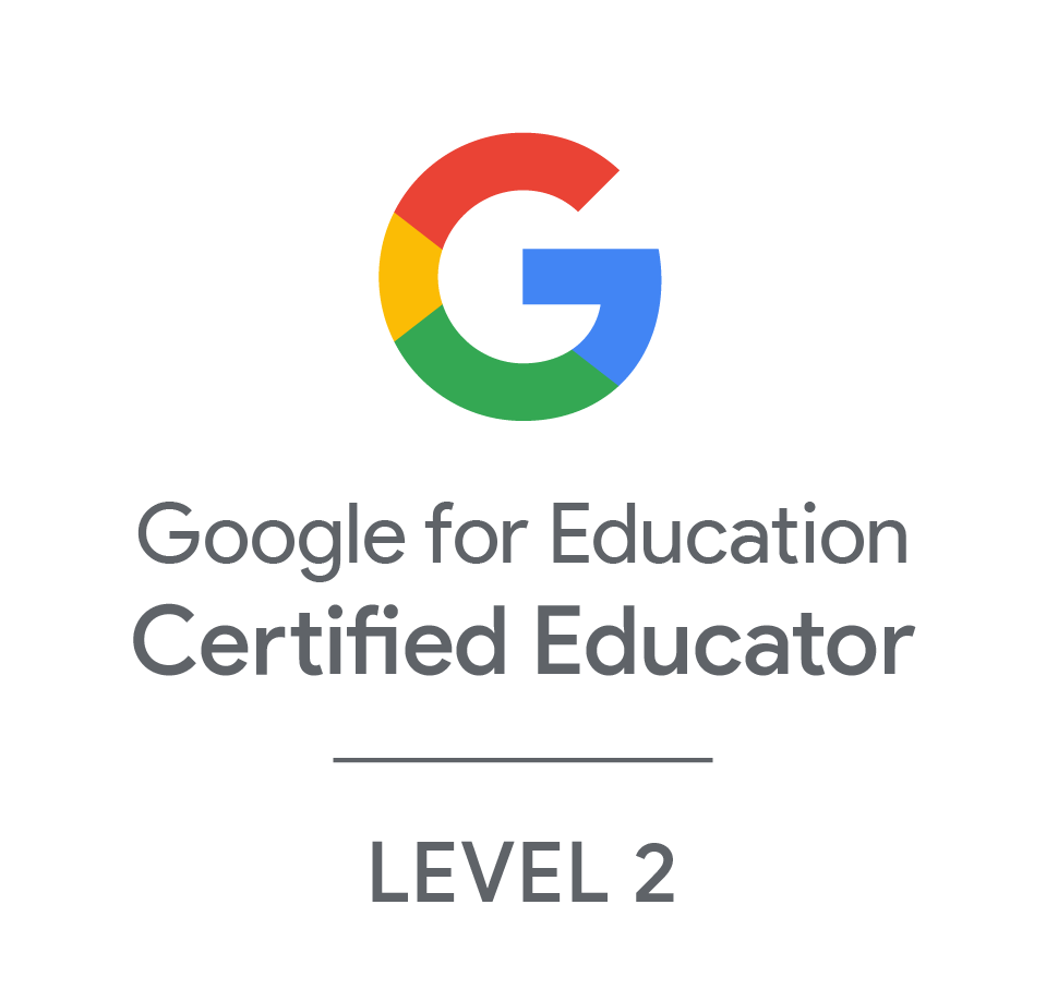 Florian Nill - Google for Education Certified Educator Level 2